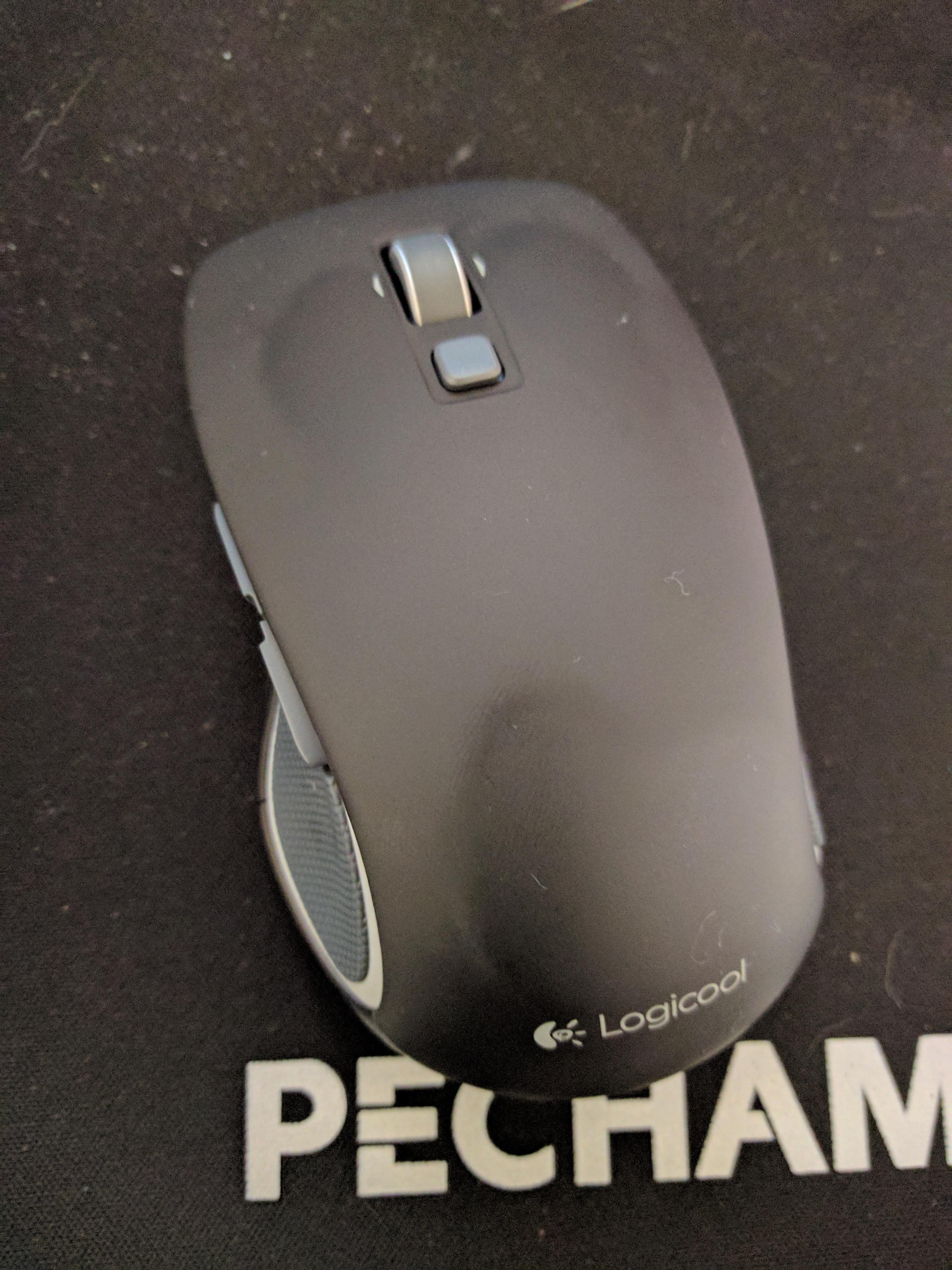 Logicool M560は安価だけど多機能で便利なワイヤレスマウス