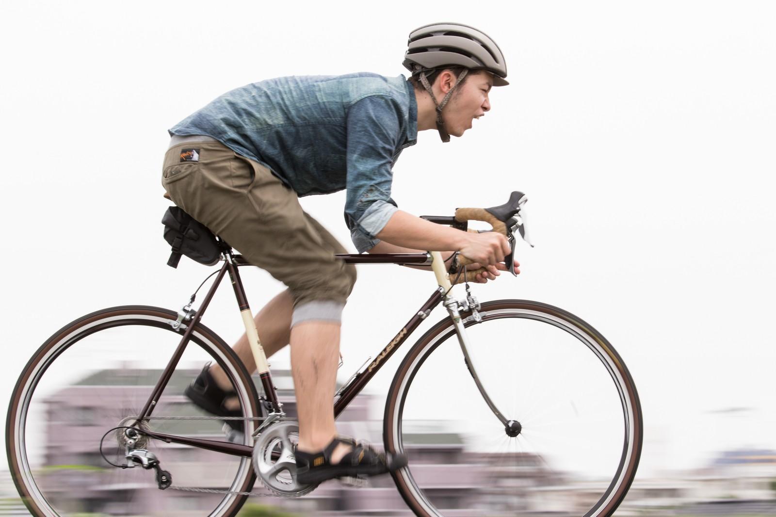 ロードバイクに乗って分かったクロスバイクとの4つの違い
