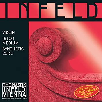 練習量が多いハイアマチュア~音大生はインフェルド・レッドをお勧めしたい。