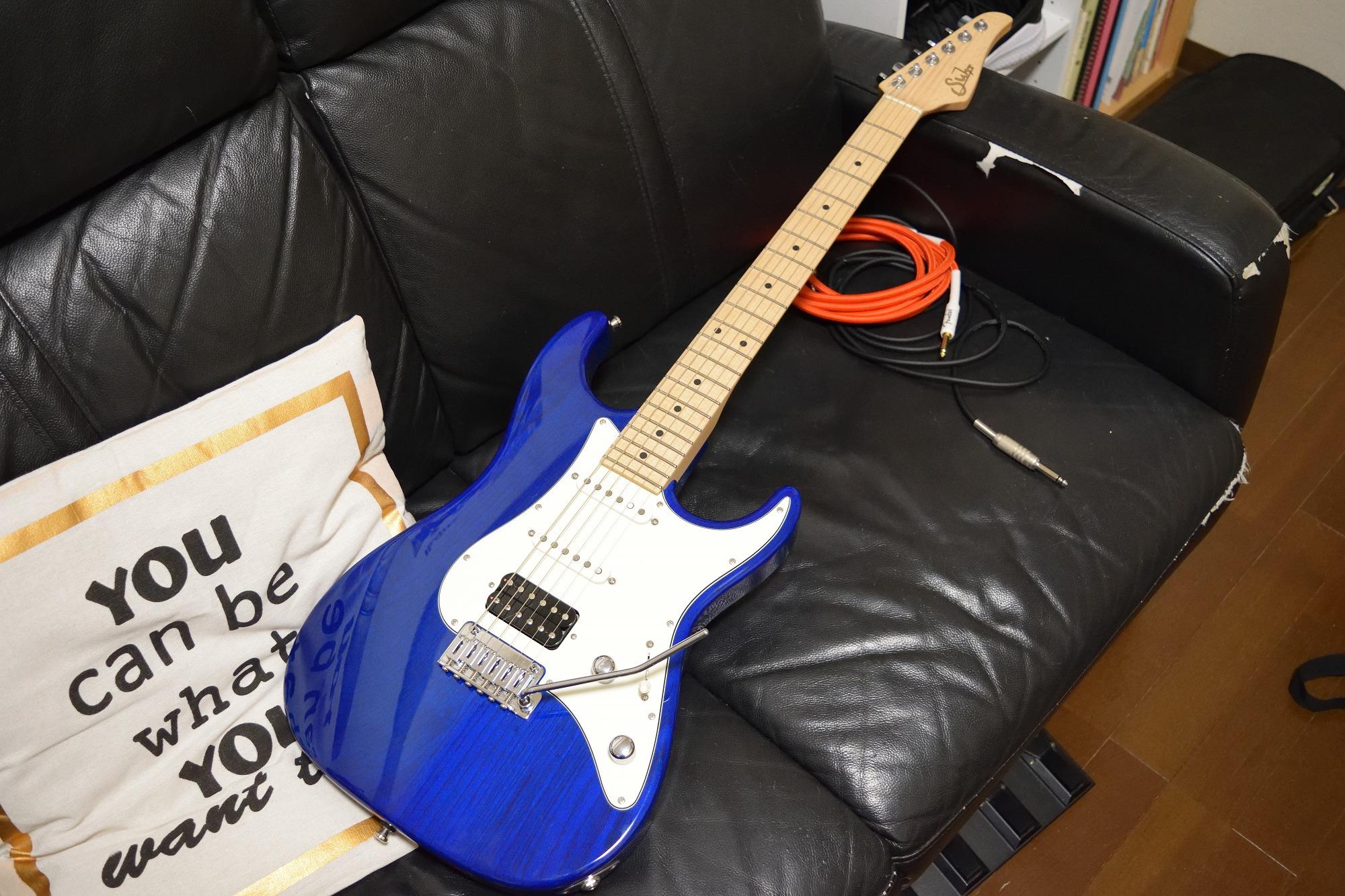 """Suhrのギターはさすが""""ハイエンド""""でした。"""