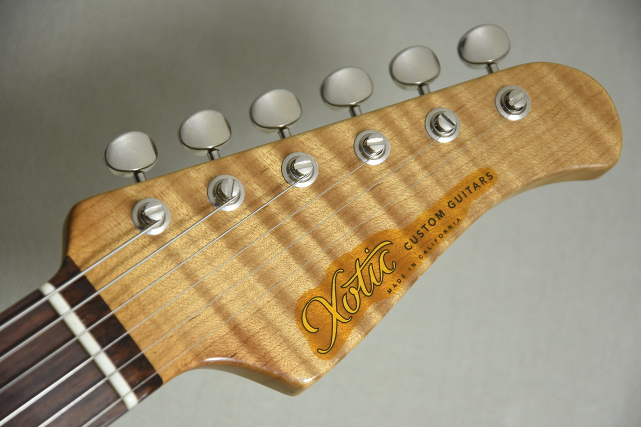 Xoticのレリックギターが超カッコ良い!音も最高です!