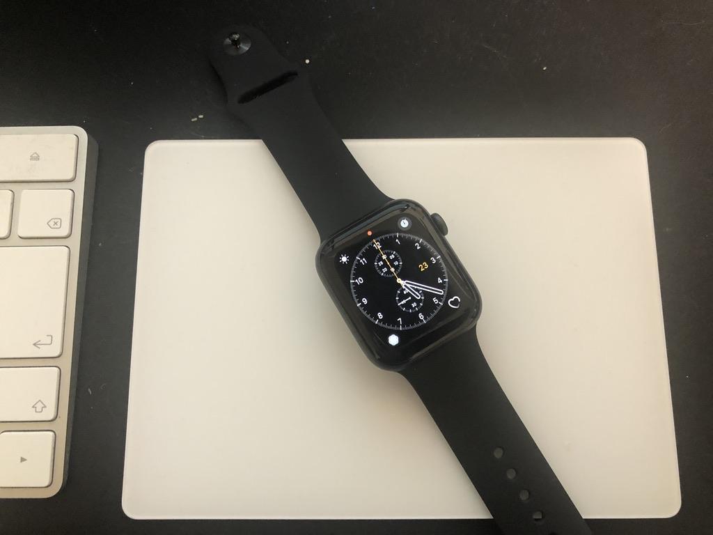 Apple Watch Series5買いました!2週間使ってみてインプレ/レビュー