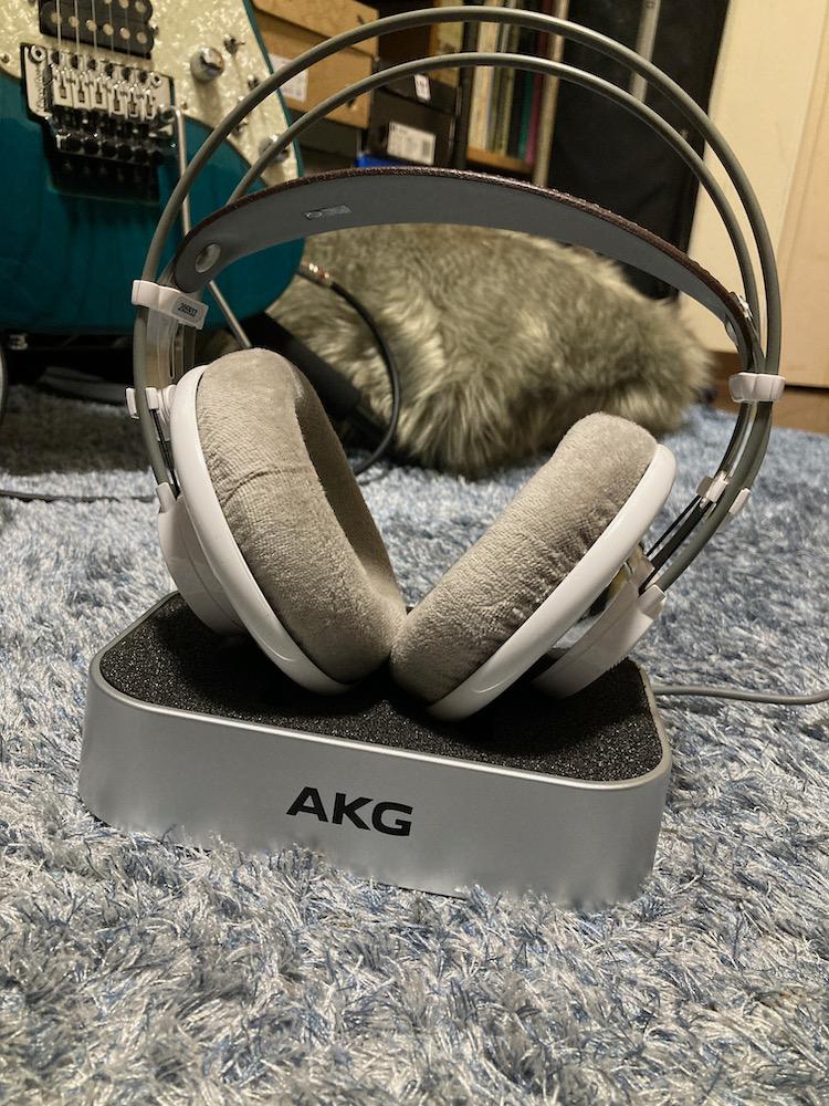 AKG K701 追加レビュー(ロック、メタル、エレクトロ)