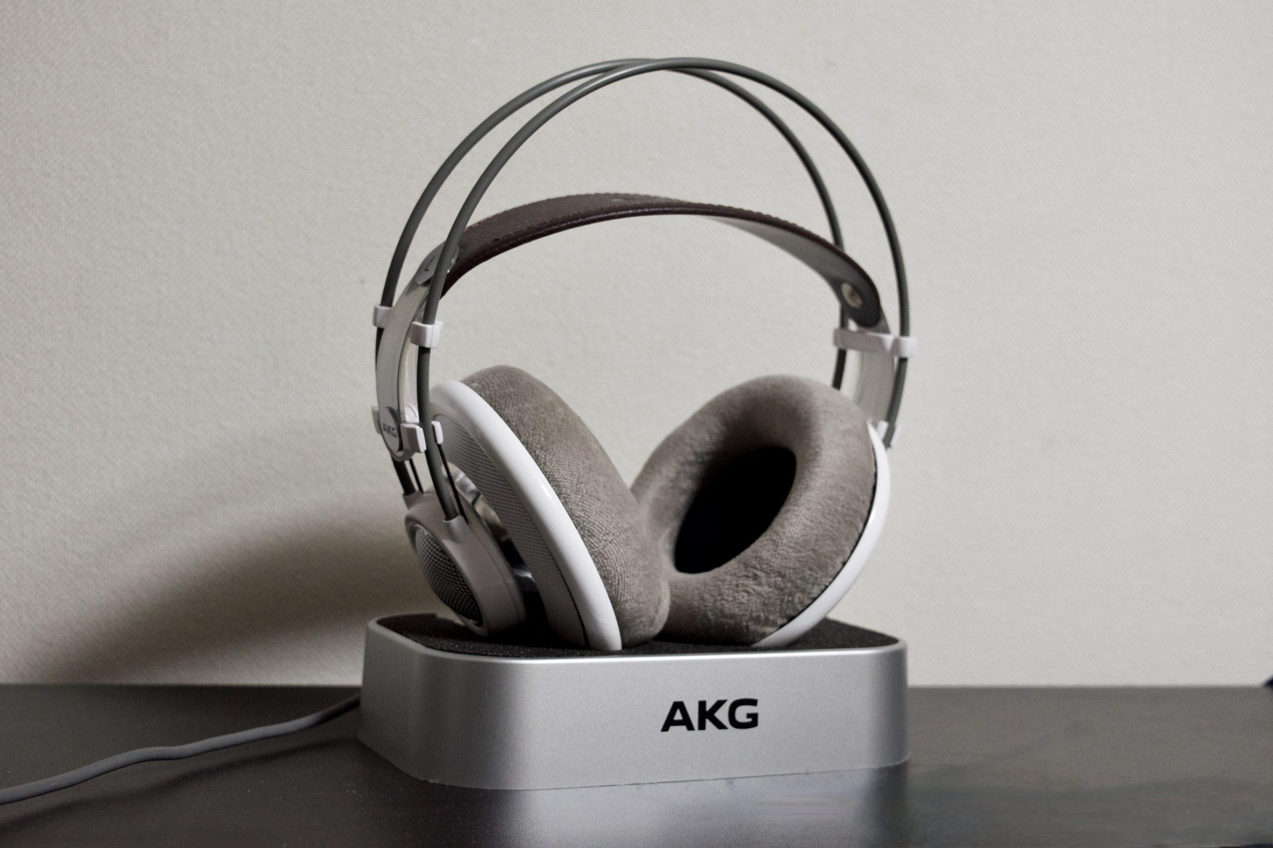 AKG K701 ヘッドホンレビュー