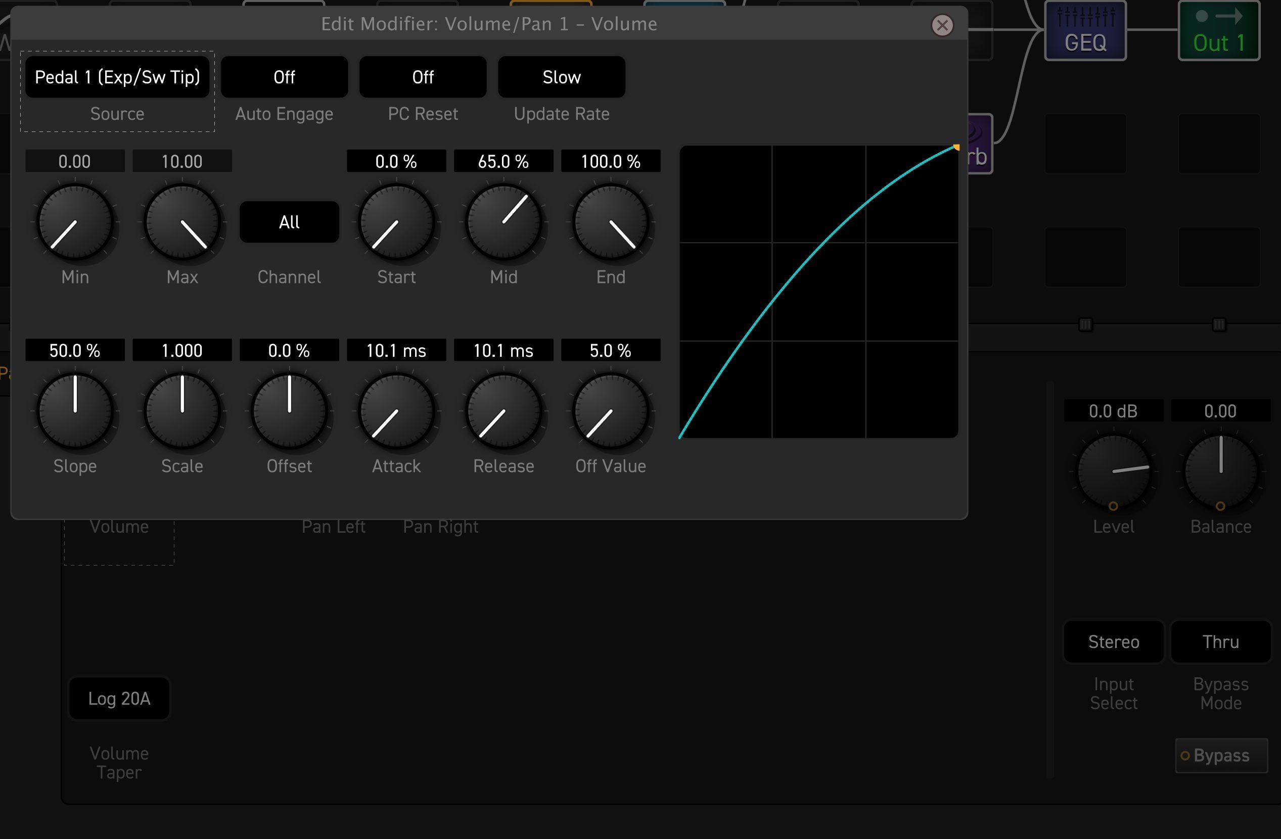 Fractal FM3で使えるエクスプレッションペダルと設定方法