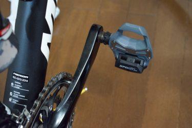 ロードバイクでビンディングは必要なのか…?とフラペを試して思った