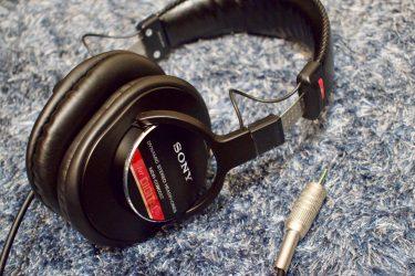 MDR-CD900STのイヤーパッドをDekoni Audioに交換しました : リーズナブルで装着感大幅アップ