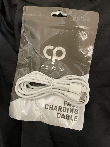 最強のUSB Type-Cケーブルを発見!: Classic Pro USBケーブルC to C 1.8m